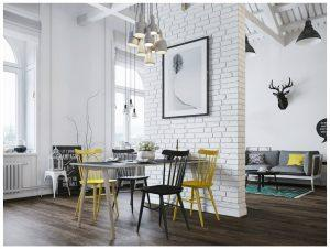6 Ways to Incorporate Exposed Brick into Your Home