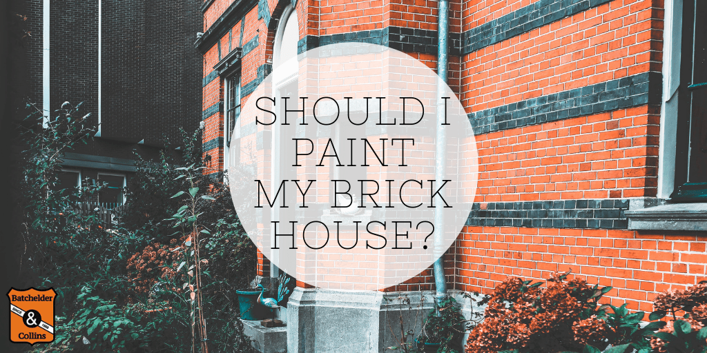 Should I paint my brick house?