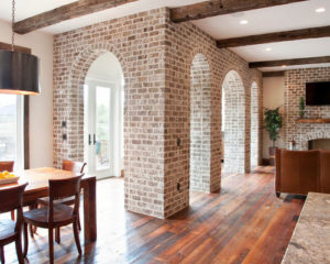 How to Clean and Restore Exposed Brick Walls