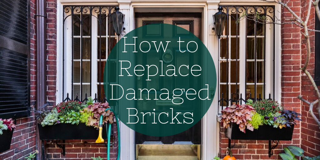 How to Replace Damaged Bricks