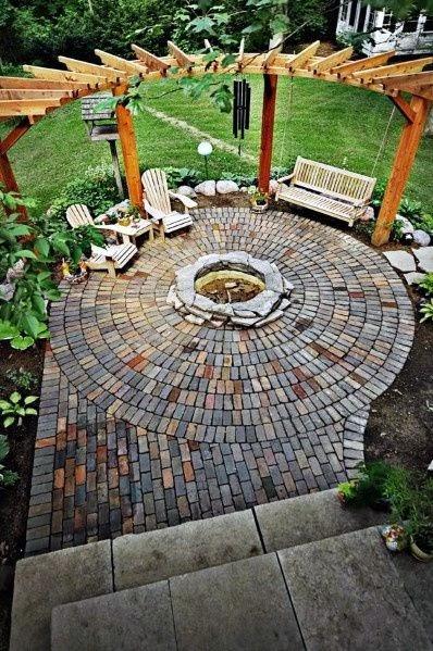 Concrete vs. Brick Patios
