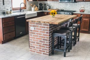 7 Ways to Update Your Kitchen With Brick